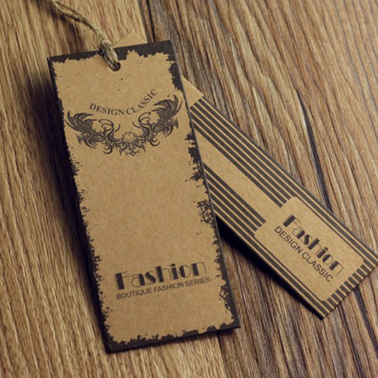 Recycled Hang Tags