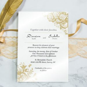 Wedding Invitation Printing Los Angeles