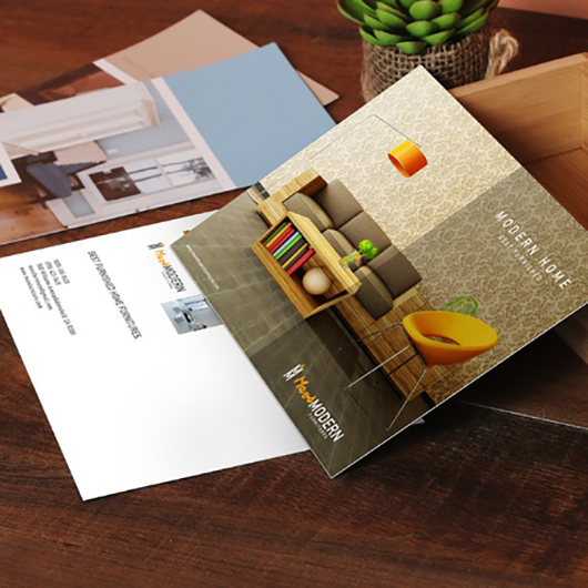 Silk Postcard Printing