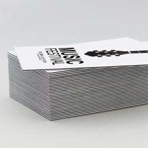 Thick Postcard Printing