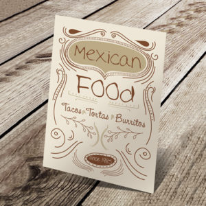 Recycled Paper Postcard Printing - 1