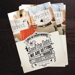 Invitation Printing Los Angeles