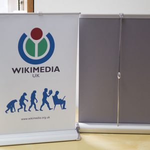 Mini Tabletop Banner Stands