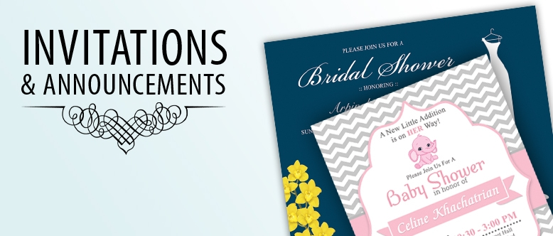 A Guide to Designing Invitation Cards