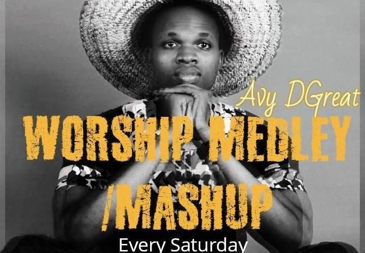 Worship Medley/Mashup by Avy – MIMO MIMO OH