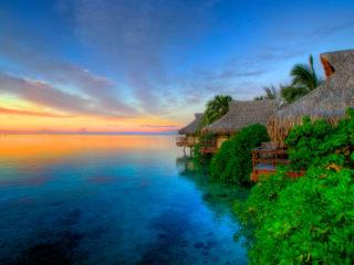 Где отдохнуть на море в феврале за границей