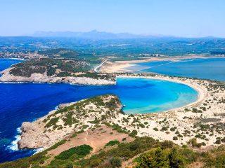 25 лучших курортов Греции