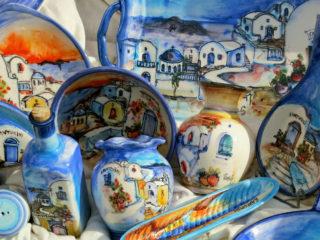 Что привезти из Греции