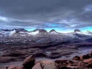 Мак-Мёрдо — cухие пустыни Антарктиды