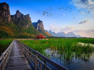 Погода в Таиланде в марте
