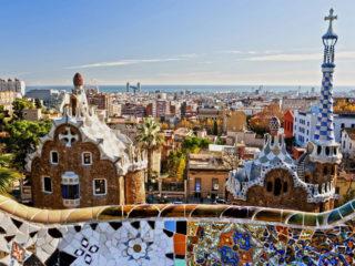Самостоятельная экскурсия: Барселона Антонио Гауди