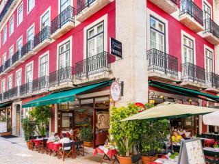 13 лучших отелей в центре Лиссабона 3 звезды