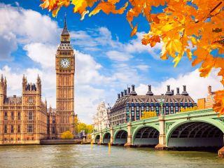 Биг-Бен в Лондоне – часовая башня Вестминстерского дворца