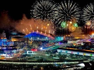 Отели в Сочи на Новый год