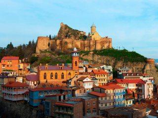 Что посмотреть в Тбилиси за 3 дня — 18 самых интересных мест