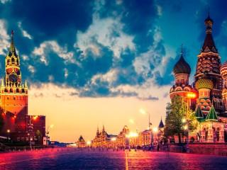 Церкви, соборы и храмы Москвы