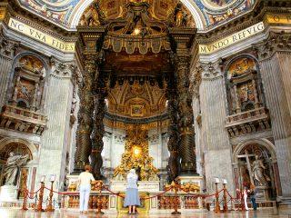 Церкви Рима — 15 выдающихся святынь