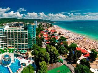 Туры в Болгарию на 7 ночей, 2взр+1реб, отели 3-5*, все включено от 60 364 руб за ТРОИХ — июль