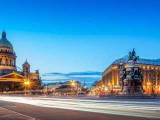 Индивидуальные экскурсии по Санкт-Петербургу
