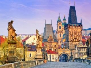 Туры в Прагу на 7 ночей, отели 3 и 4*, завтраки от 52 580 руб за ДВОИХ — май