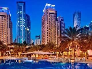 Туры в ОАЭ на 7 ночей, отели 4*, 2 взр+1 реб, завтрак+ужин от 77 224 руб за ТРОИХ — май