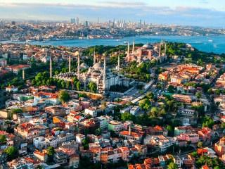 Туры в Стамбул на 7 ночей, отели 4-5*, завтраки от 58 879 руб за ДВОИХ — июнь