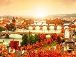 Туры в Прагу на 7 ночей, отели 3 и 4*, завтраки от 46 100 руб за ДВОИХ — июнь