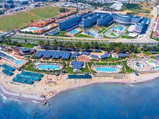 Туры в Турцию на 9 ночей, 2взр+2реб, отели 4-5*, все включено от 89 445 руб за ЧЕТВЕРЫХ — сентябрь