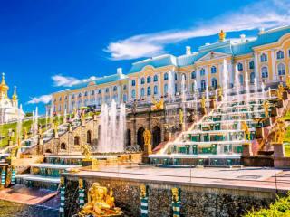 Музей-заповедник Петергоф в Санкт-Петербурге