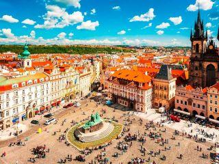 Туры в Прагу на 7 ночей, отели 3-4*, завтраки от 49 214 руб за ДВОИХ — октябрь
