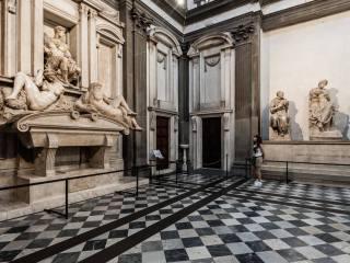 Капелла Медичи во Флоренции