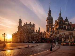 Что посмотреть в Дрездене за 1 день — 20 самых интересных мест