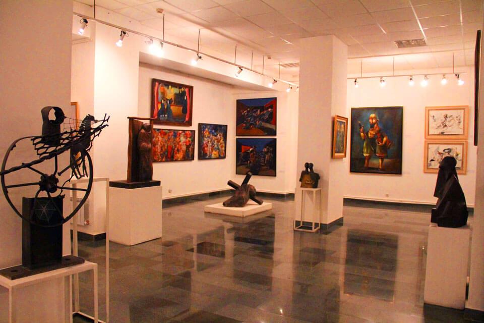 Музей современного искусства, Ереван