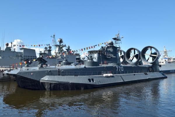 День ВМФ 2021 в Санкт-Петербурге