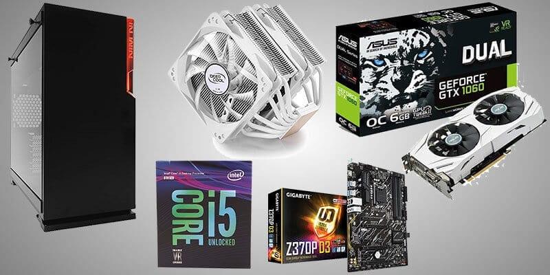 Best Pc Build Under $1000