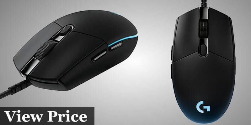 Logitech G Pro Gaming FPS Mouse Review