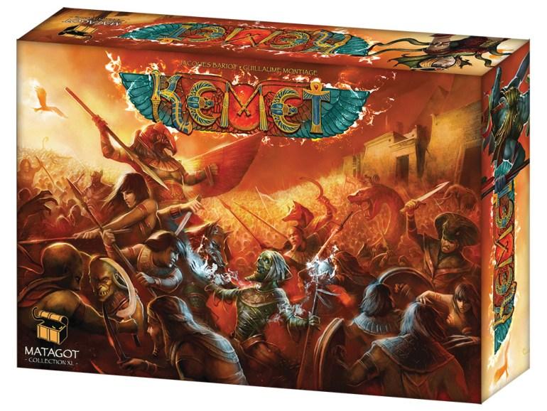 Kemet-box