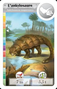 CL dino -ankylosaure-verso