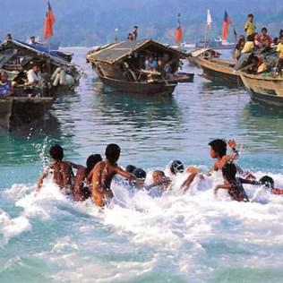 Les Nomades de la Mer (en Asie)