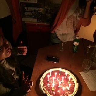 Bon anniversaire Zinat!