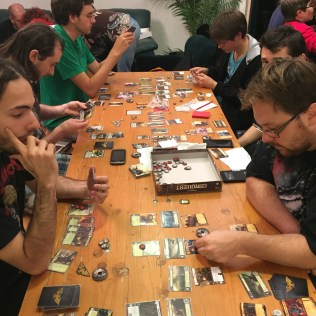 Tournoi Warhammer Conquest