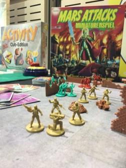 Mars Attacks. Des figurines, forcément