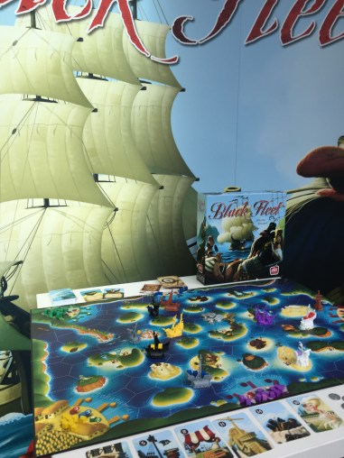 Black Fleet, superbe!
