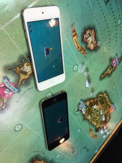 World of Yo-Ho, combats navals. Navaux?