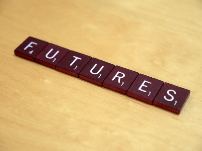 Futures, Flick, CC, by Simon Cunningham