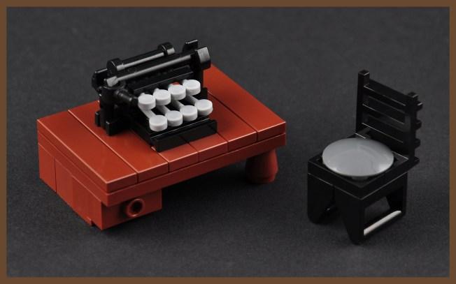 The Typewriter 2, Flickr, CC, by Thorsten Bonsch
