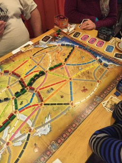 Ticket to Ride Anniversaire