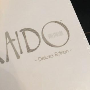 Tokaido Deluxe. Enfin arrivé! (via HG Distribution notre partenaire et ami)