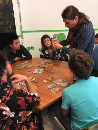Clément explique son jeu Chimère
