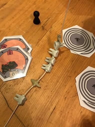 Le proto du prochain Game Flow. Un jeu dans lequel il faut combattre pour récolter des... dents???
